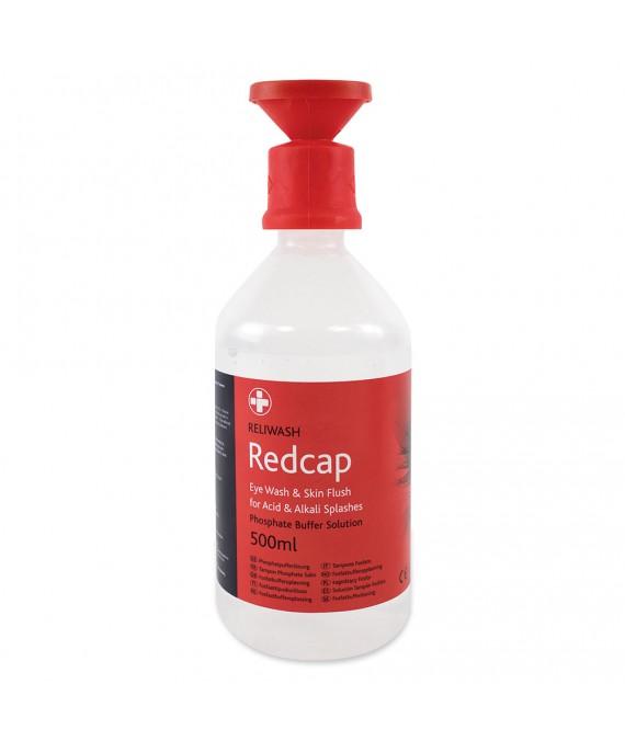 Redcap™ Phosphate Buffer Solution With Eyebath 500ml