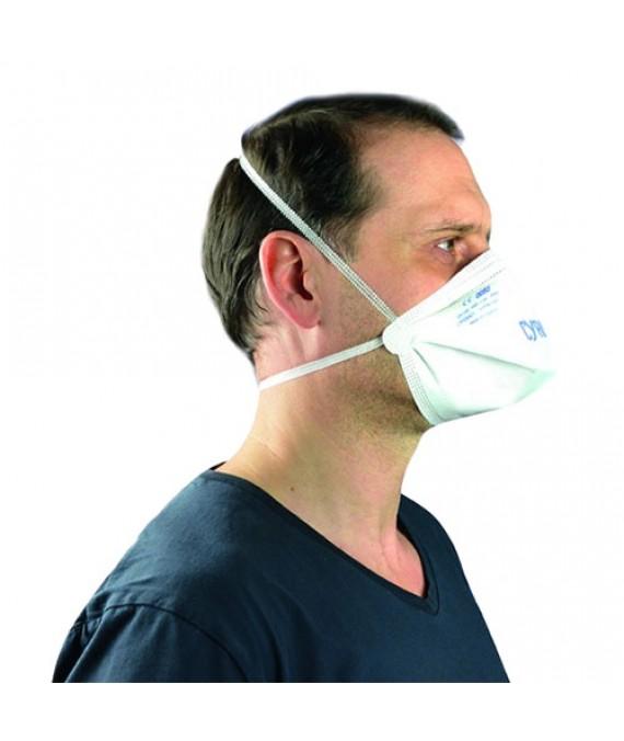 Cyrano universal Face Mask CE 0082 FFP3  EN124:2001+A1:2009