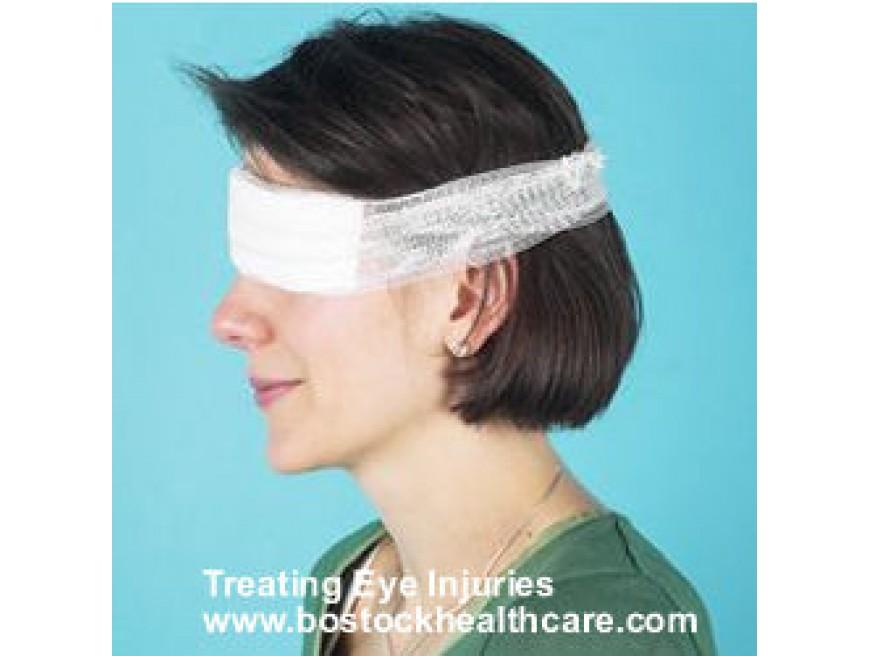 Treating Eye Injuries