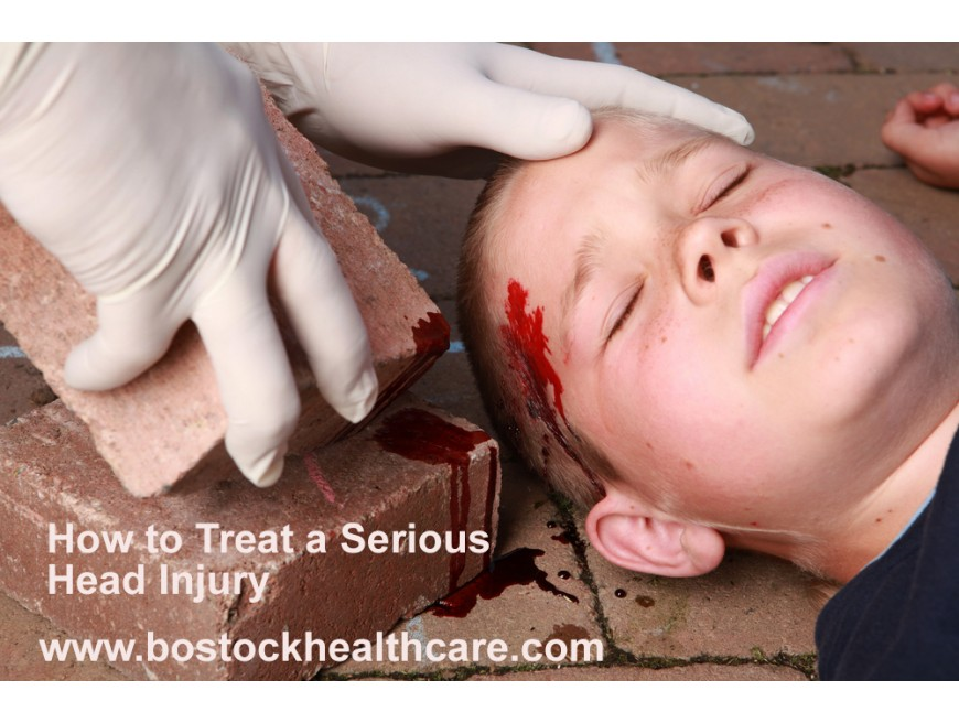 Treating a Serious Head Injury