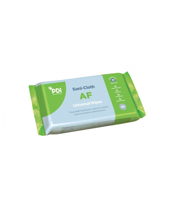 PDI Sani-Cloth AF Universal Wipes  x 40