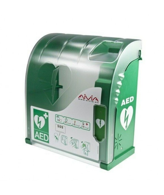 External AED Cabinet Strong and durable AED cabinet heated and alarmed