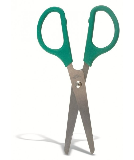 135 Scissors with Plastic Handle