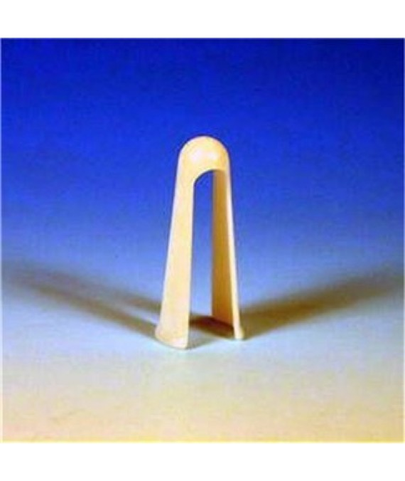 Plastic Applicator for Finger Bandages