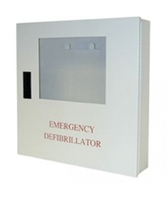 AED Cabinet - Alarmed