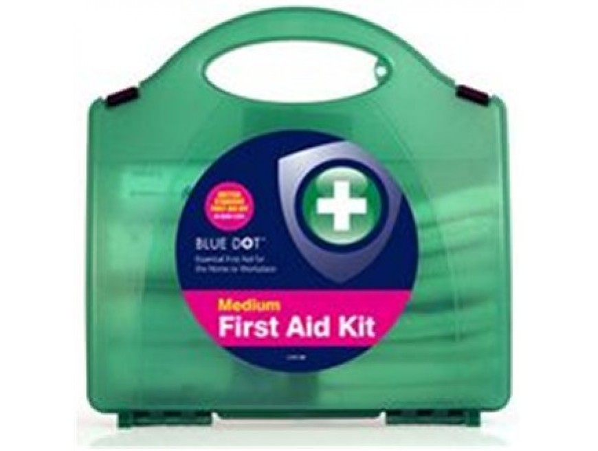 What should be in a first aid kit? New British Standard Workplace First Aid Kits (BSI)