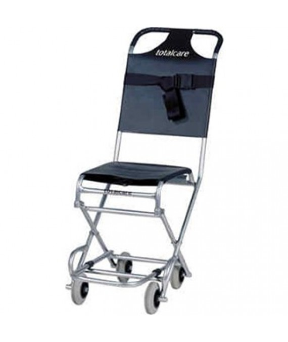 Transit Chair 4 Wheels & Footrest