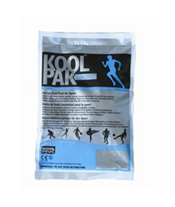 Instant cold Pack (KoolPak) for Sports Use