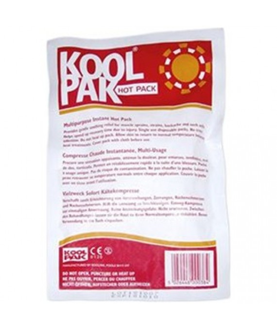 Single Use Instant Hot Pack x 20