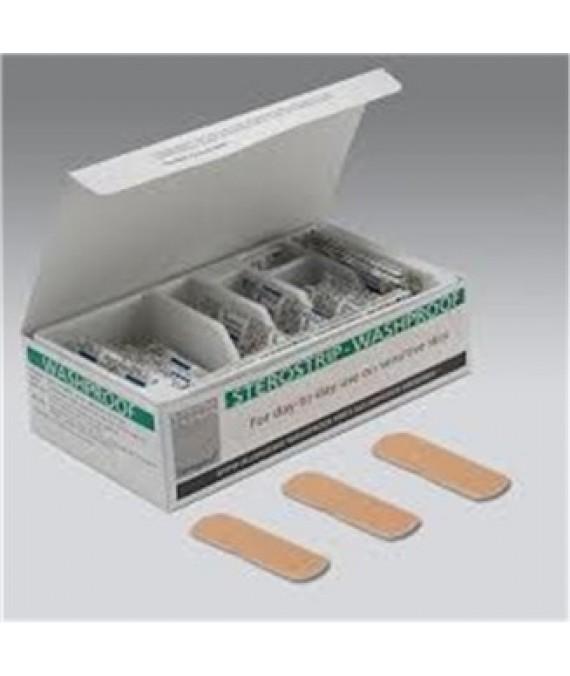 Steroplast Washproof Plaster 7.5 x 2.5 - 100 plasters