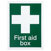 First Aid and Safety Signs