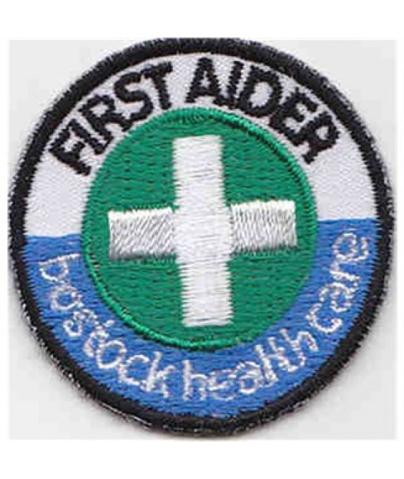 Cloth First Aider Badge