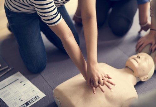 Interview with a first aid trainer